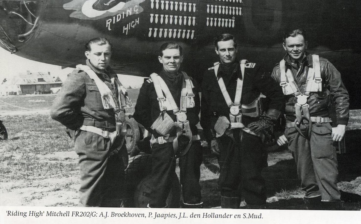 'Alle Hens' van 320 Squadron – Nico Geldhof