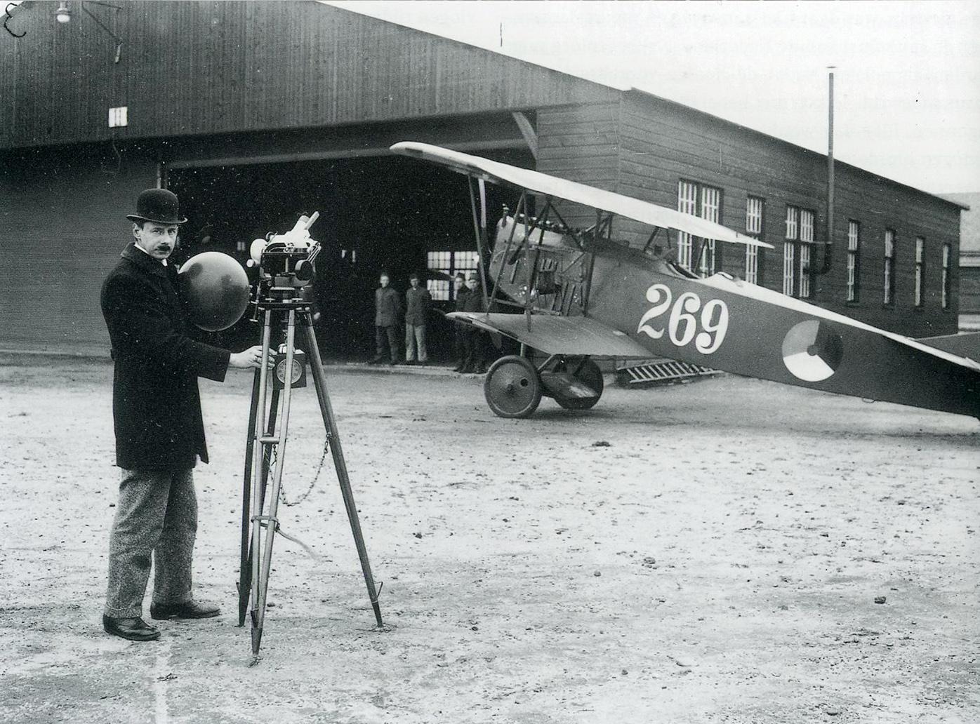 Fokker D.VII – Nico Geldhof