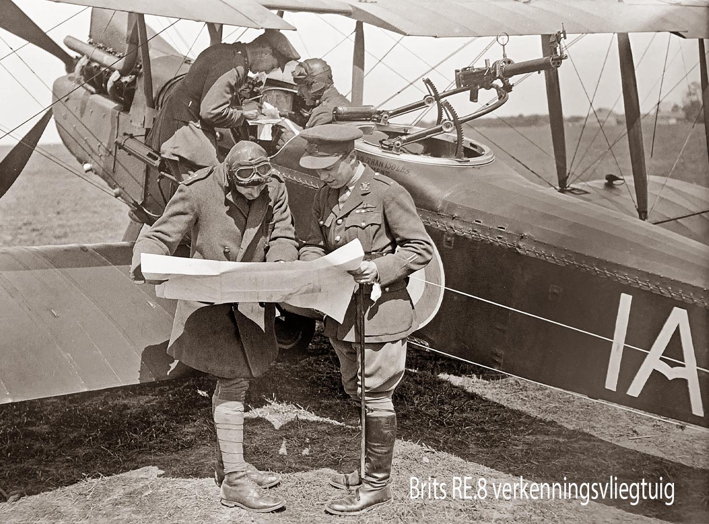 De luchtoorlog 1914-1918 – Dirk Starink