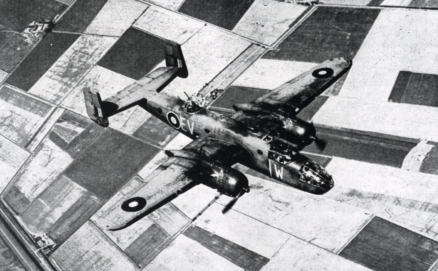 De Operaties van 320 Squadron- NIEUW