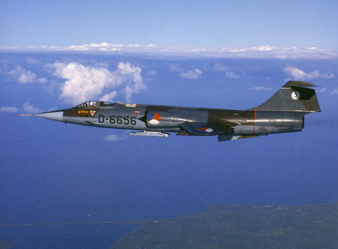 De Starfighter 01-Nieuw
