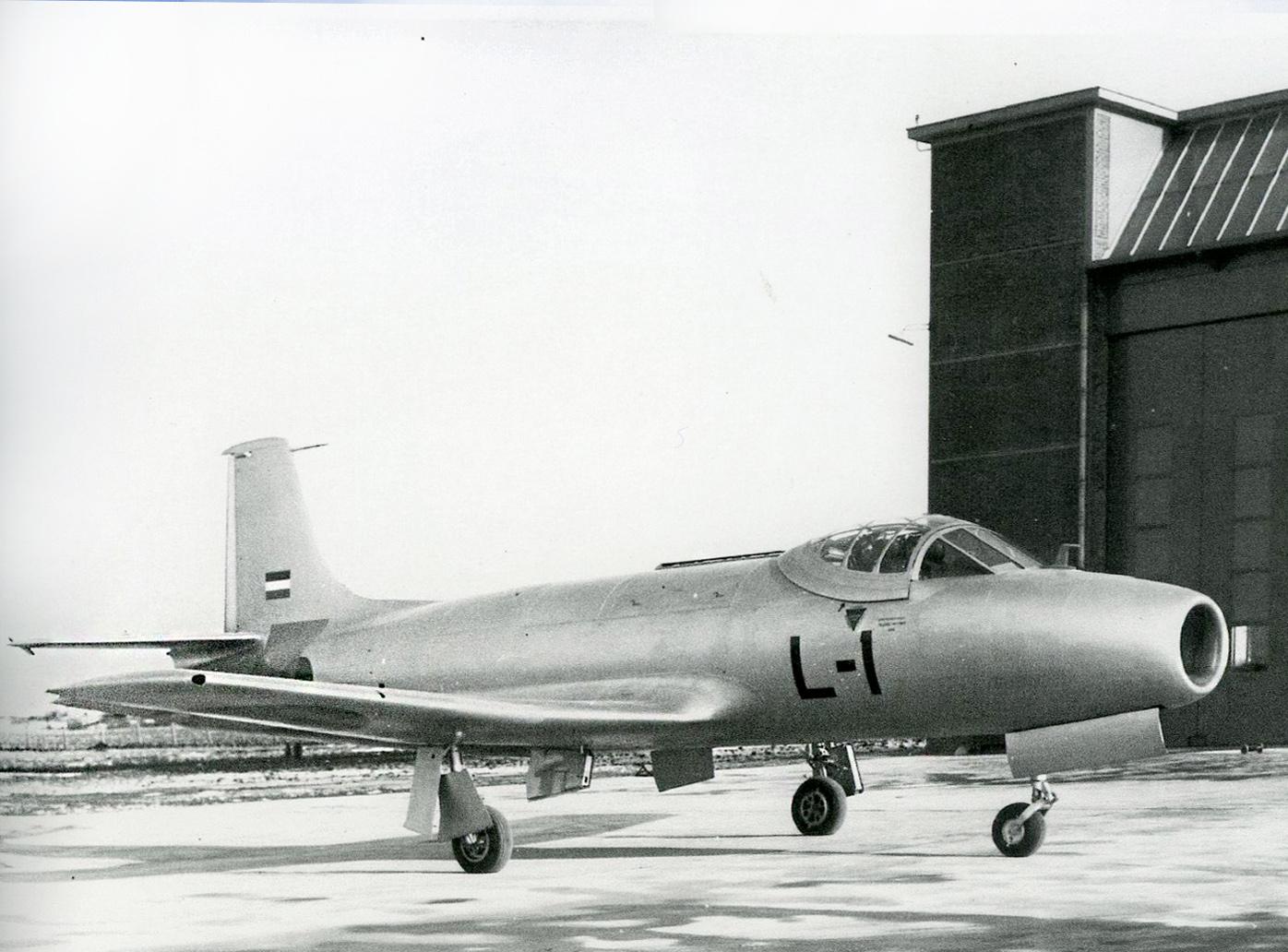 Fokker S.14-01-Nieuw