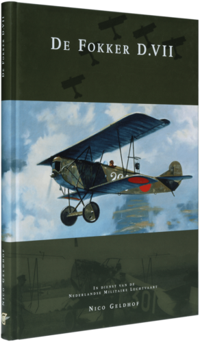 Fokker D.VII - Nico Geldhof