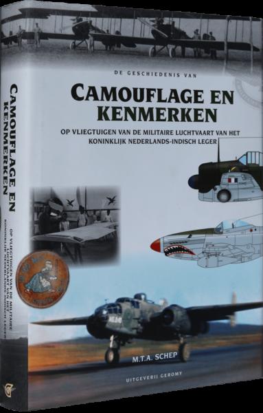 Camouflage en Kenmerken - M.T.A. Schep
