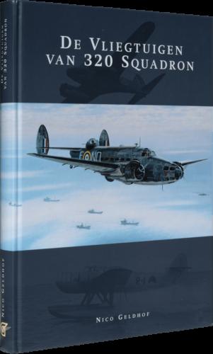 De Vliegtuigen van 320 Squadron (1940-1946) – Nico Geldhof