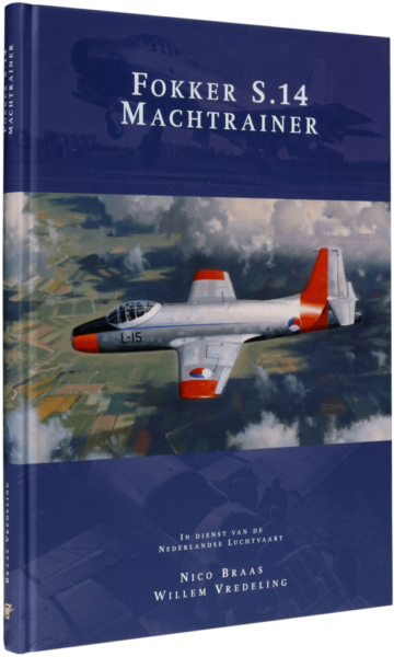 Fokker S-14 Machtrainer - Nico Braas/ Willem Vredeling