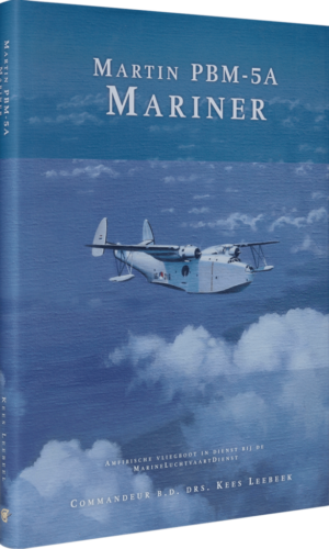 Martin PBM 5A Mariner - Commandeur B.D. DRS. Kees Leebeek
