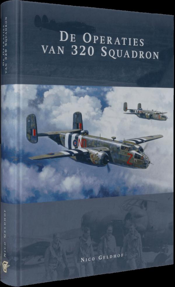 De Operaties van 320 Squadron (1940-1946) - Nico Geldhof