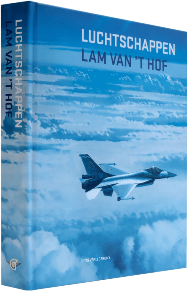 Luchtschappen - Lam van 't Hof
