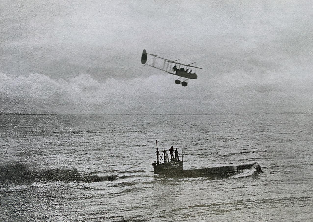 Een Eeuw Marineluchtvaartdienst 1917-2017 – Ogen, oren & tanden van de Vloot
