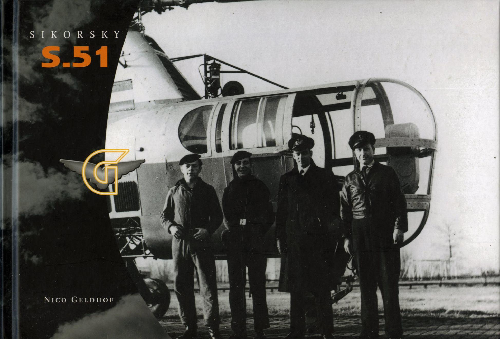 Sikorsky S.51 - Nico Geldhof