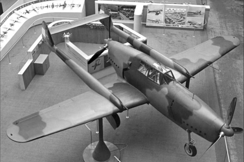 Fokker D.23 – Willem Vredeling