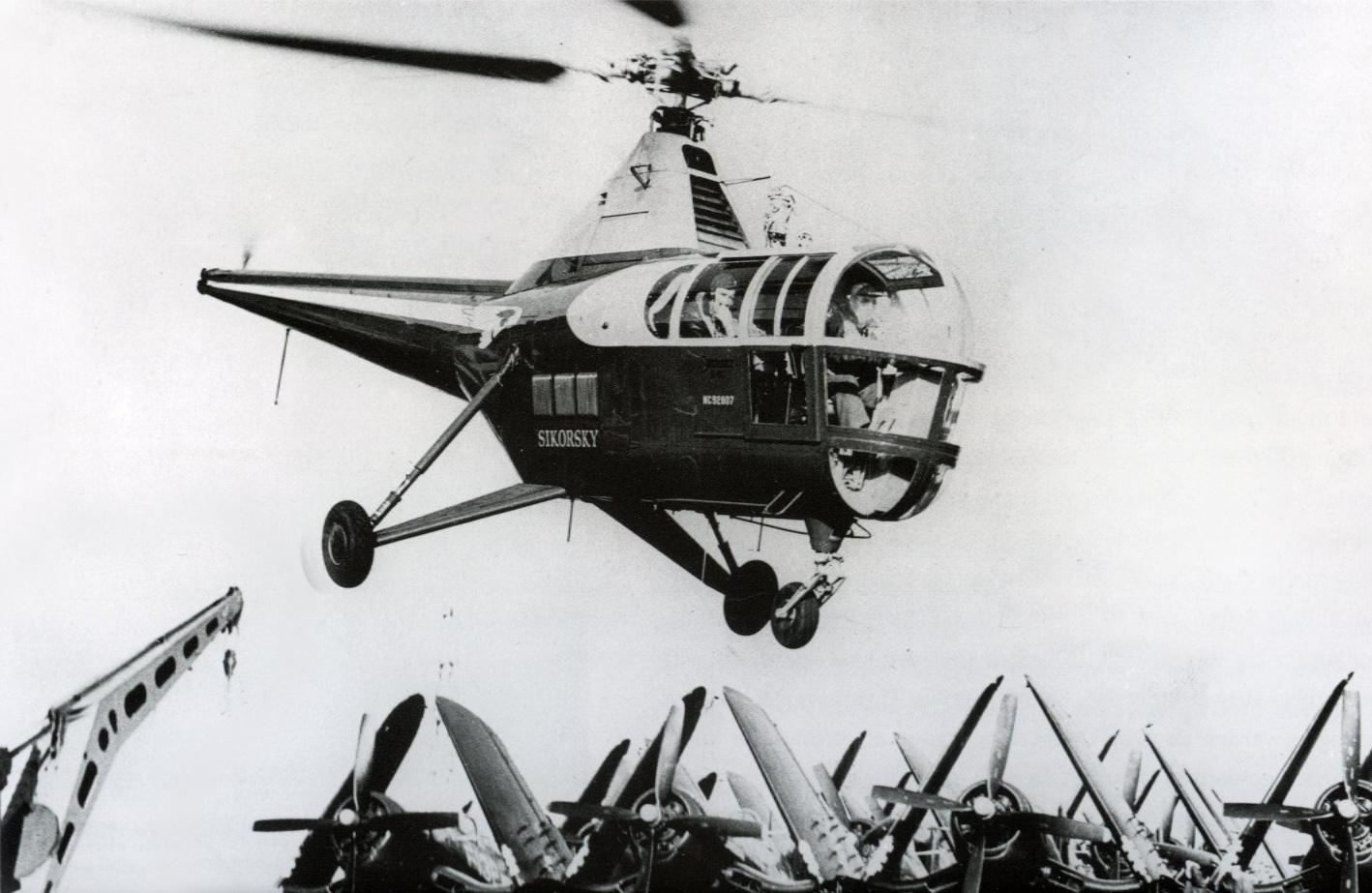 Sikorsky S.51 – Nico Geldhof