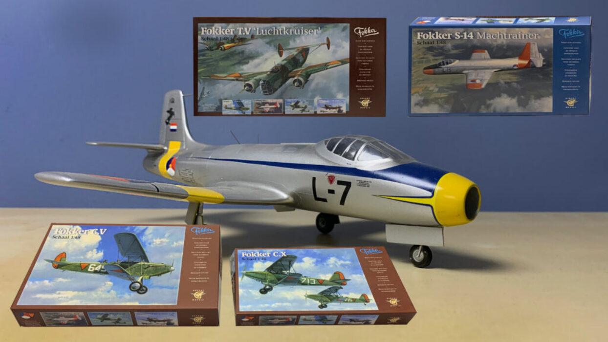 Modelbouw Geromybv Vliegtuigen